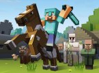 The Minecraft film is coming in March 2022