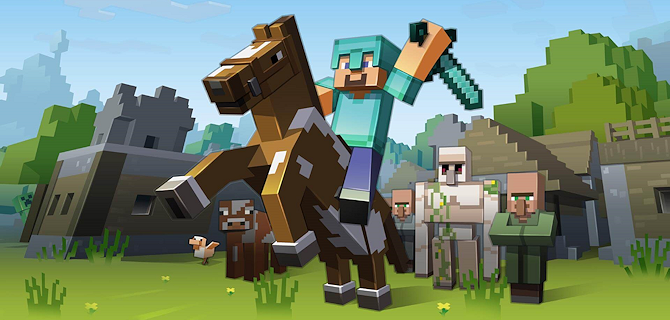 Minecraft's Village & Pillage update lands with amusing bugs