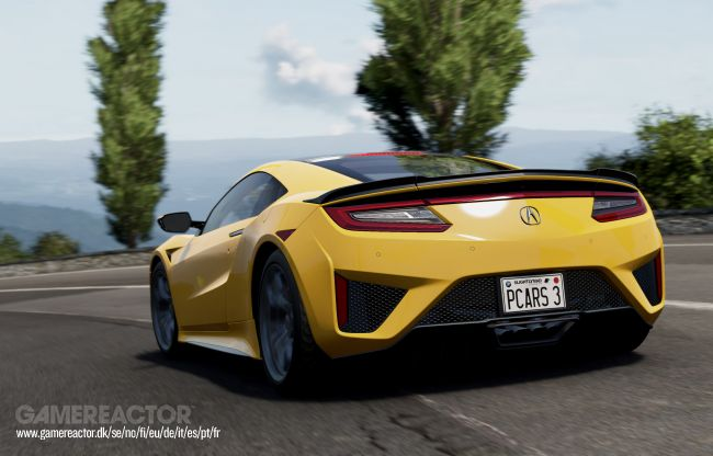 Project Cars 3 revealed, set to release this summer