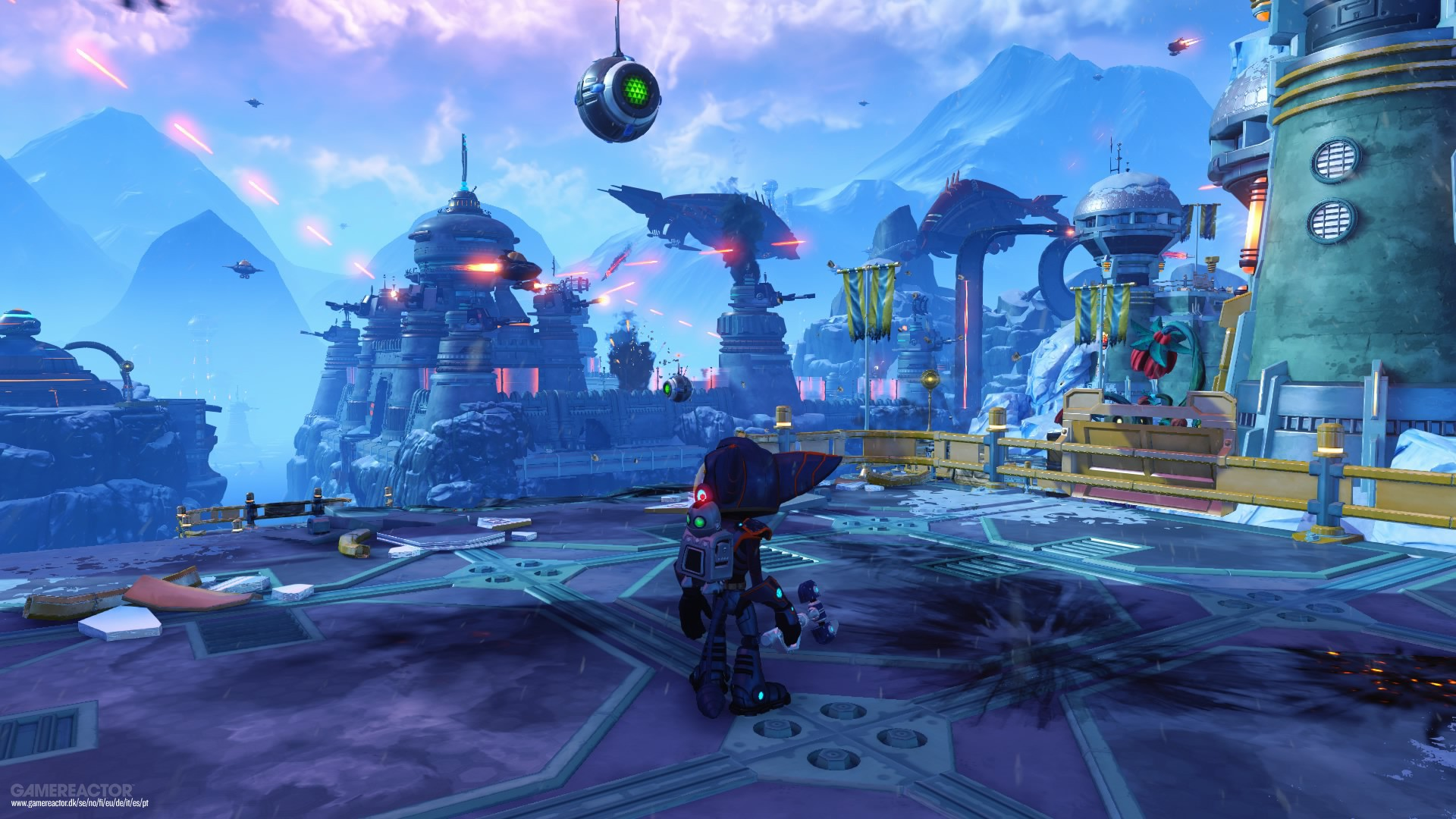 Pictures Of Ratchet Clank 7 8