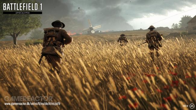 Monthly updates for Battlefield 1 to stop this summer