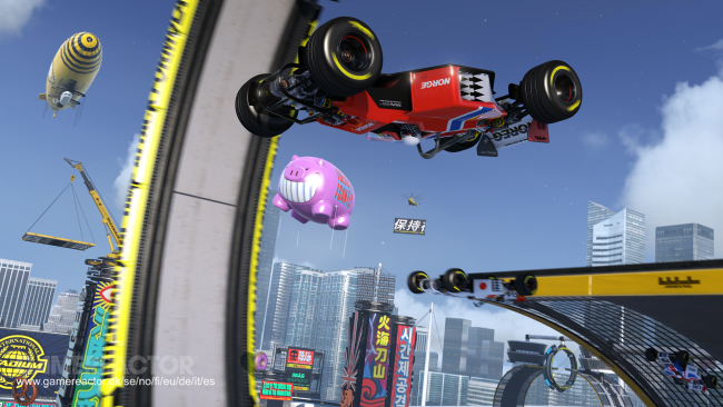 Trackmania Turbo gets a release date