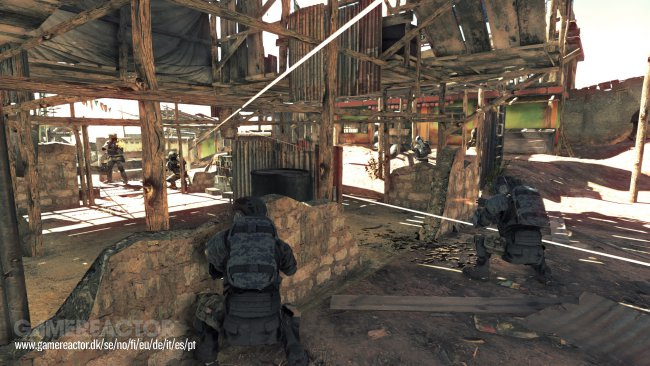 Check out the new Kijuju map from Umbrella Corps