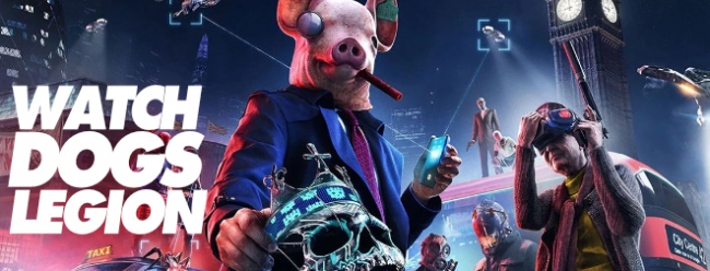 Watch Dogs: Legion release date revealed
