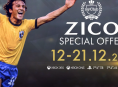 Zico is the new Legend Player in PES 2018 myClub