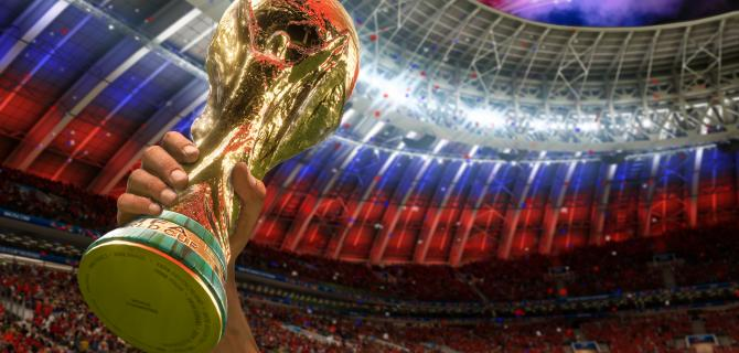Charts: World Cup update pushes FIFA 18 back to the top