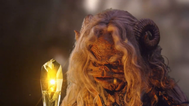 The Dark Crystal: Age of Resistance series, cancelled by Netflix