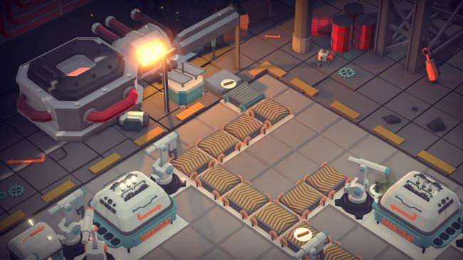 Automachef releasing for PC and Switch in July