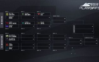 The Call of Duty League playoffs commence later today