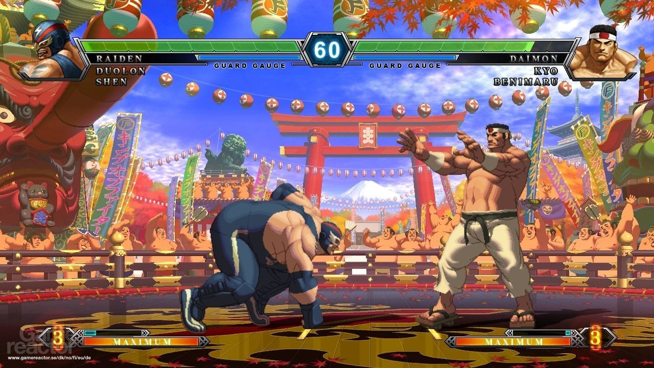 Pictures Of First From King Of Fighters Xiii 12 30