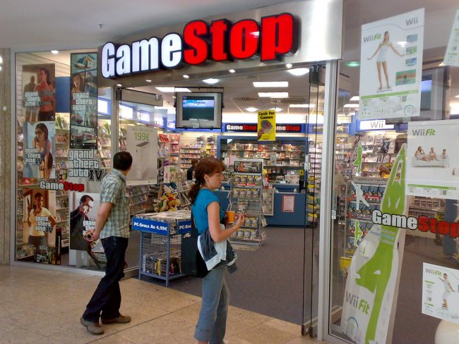 GameStop overseas takeover? - - Gamereactor