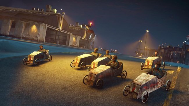 Go kart racing introduced to Just Cause 3 via a mod