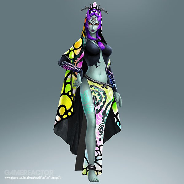 Pictures Of Hyrule Warriors Legends Newest Dlc Detailed 8 9