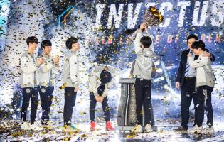Invictus wins big at the Worlds