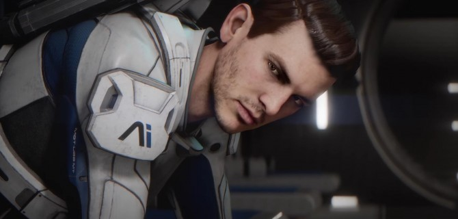 "In Mass Effect: Andromeda the ""banging is pretty good"""