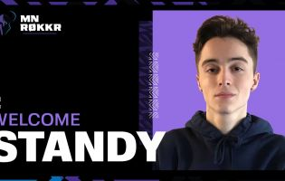 Minnesota Rokkr adds Standy to the active roster