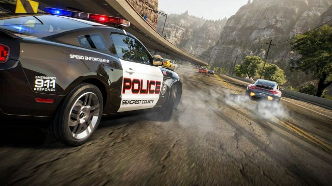 NFS Hot Pursuit Remastered has received frame rate improvements and a new Wrap Editor