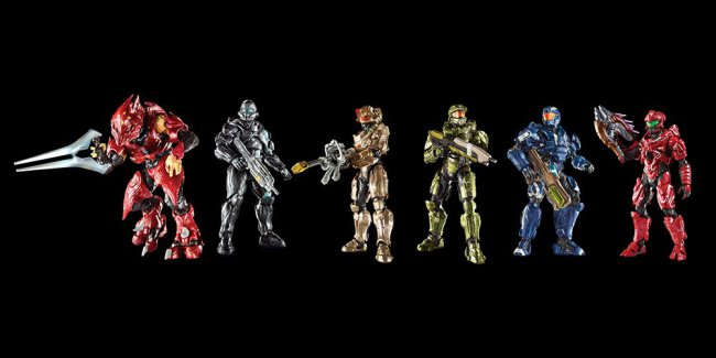 343 Industries signs licensing agreement with Mattel