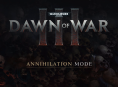 Annihilation mode and more hitting Dawn of War 3