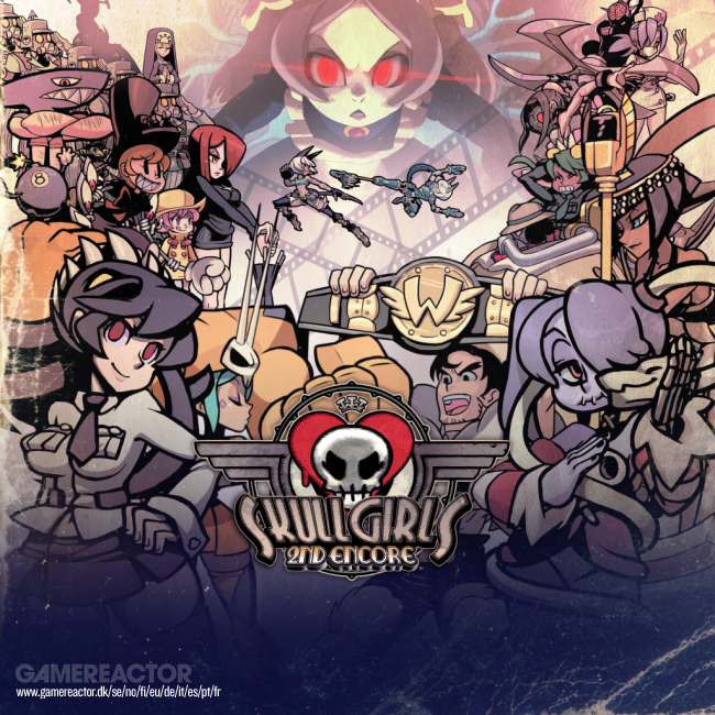 Skullgirls 2nd Encore releasing this spring