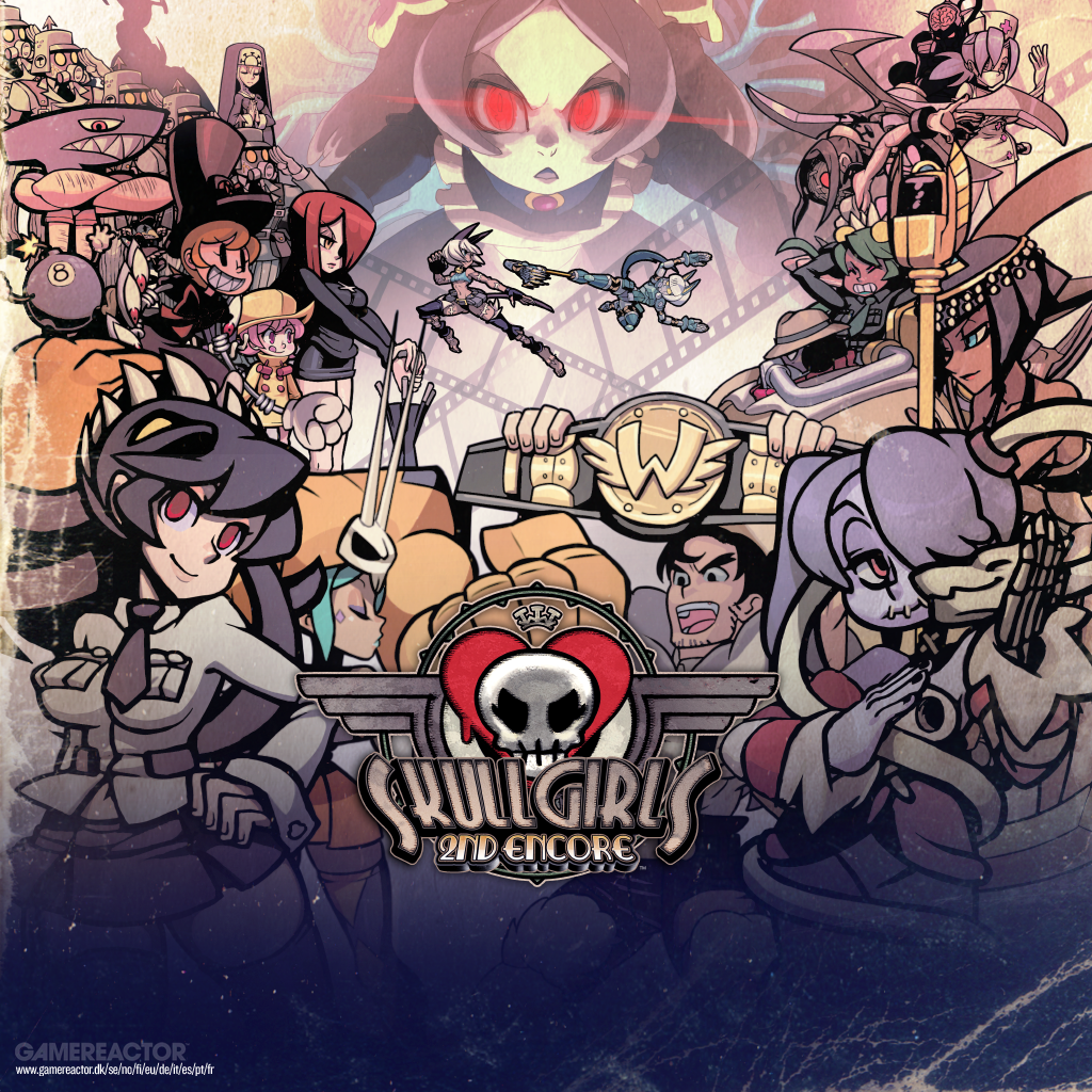 Skullgirls 2nd Encore Led The Way In Evo Online Sign Ups Skullgirls 2nd Encore Gamereactor