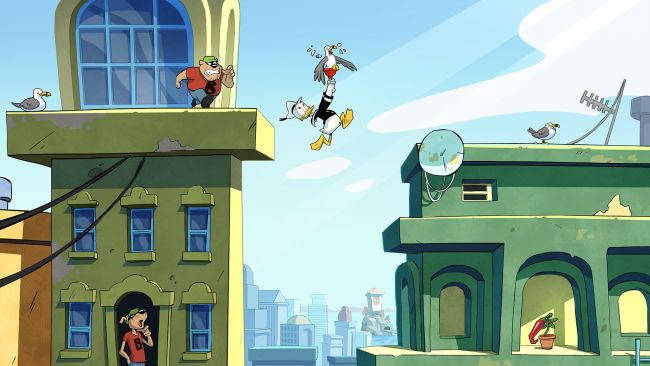 Monster Boy devs share never before-seen DuckTales artwork