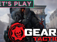 Gears of War got tactical in time for our latest Let's Play