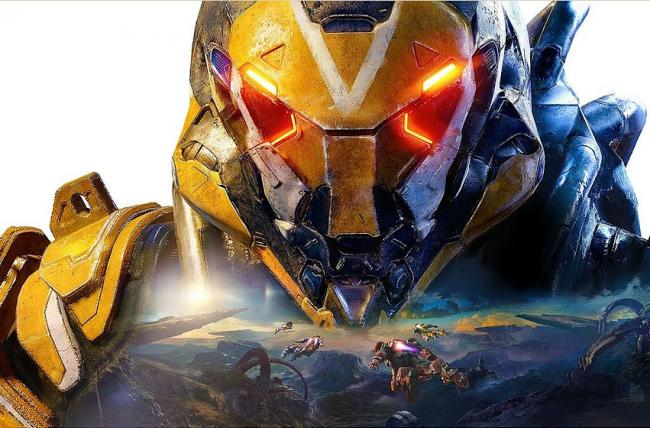 BioWare updates players on what's next for Anthem