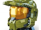Check out the Mega Construx Master Chief helmet
