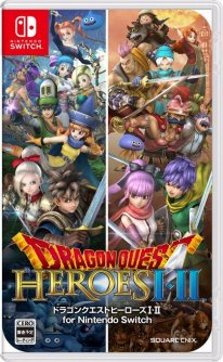 Dragon Quest Heroes I & II
