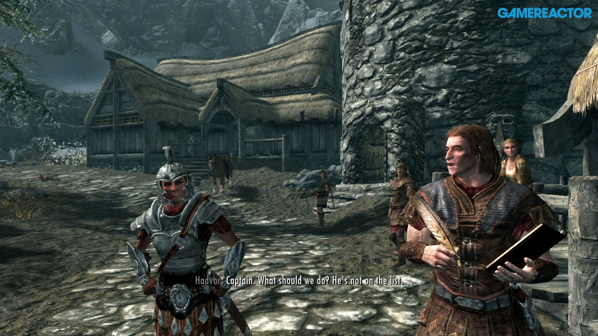 Pictures of The Elder Scrolls V: Skyrim (Switch) 1/5