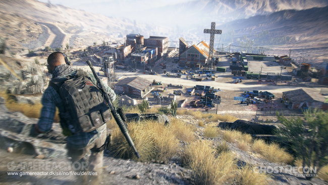 New trailer lands for Ghost Recon: Wildlands