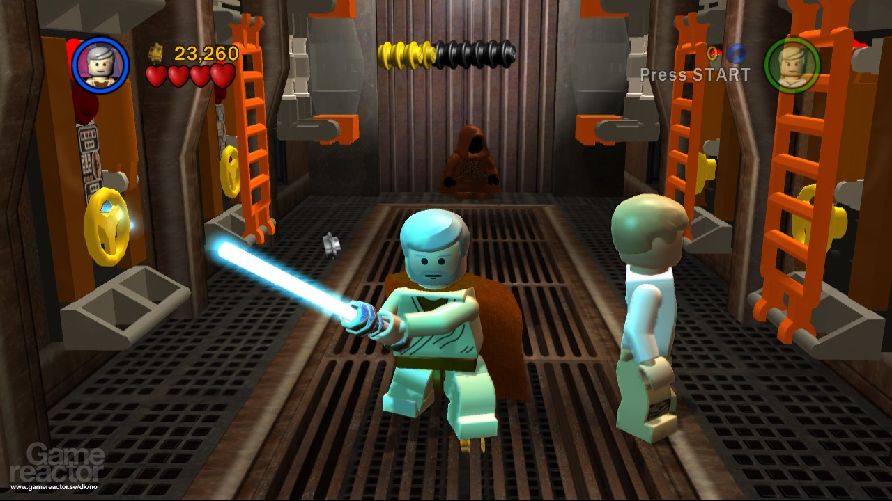 Pictures Of Gamings Defining Moments Lego Star Wars The Complete