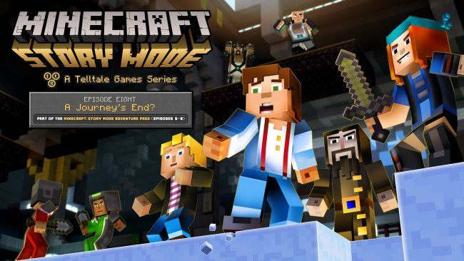 Minecraft: Story Mode's first chapter is now free