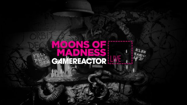 Moons of Madness is up on today's GR Live show