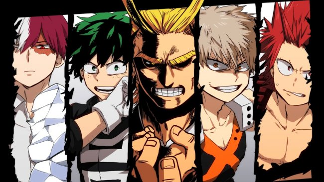 Three My Hero Academia: One's Justice characters revealed