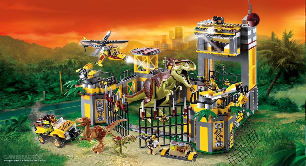 lego jurassic world - Jurassic Lego