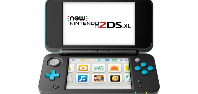 New Nintendo 2DS XL announced
