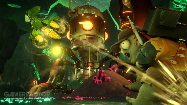 Check out all the maps of Garden Warfare 2