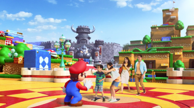 Super Nintendo World in Orlando delayed to 2025