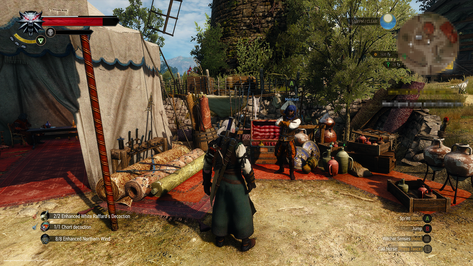 Pictures of The Witcher 3: Hearts of Stone 5/9