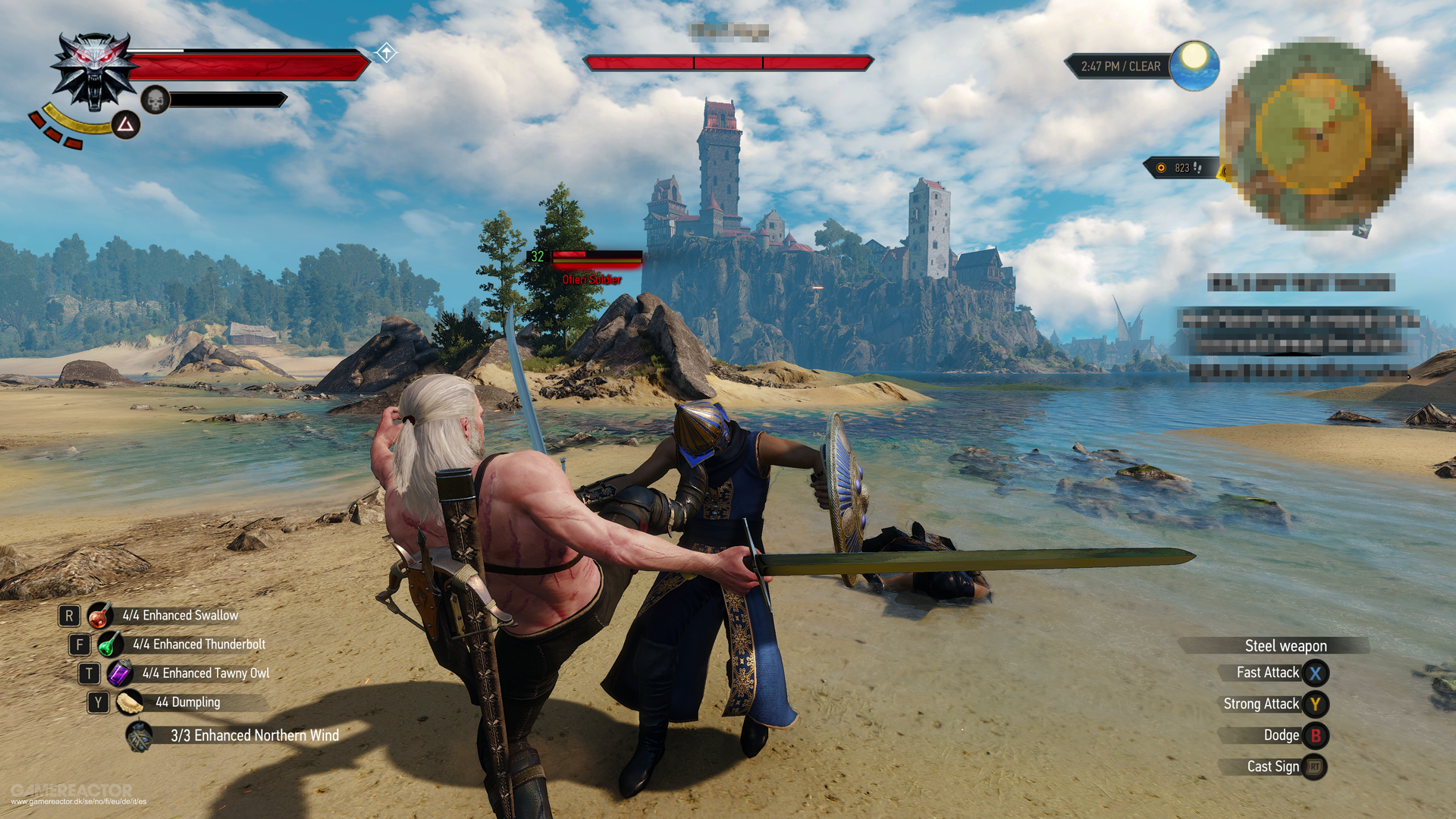 Pictures Of The Witcher 3 Hearts Of Stone 4 5