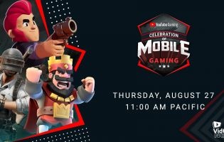 YouTube Gaming announces Celebration of Mobile Gaming competition