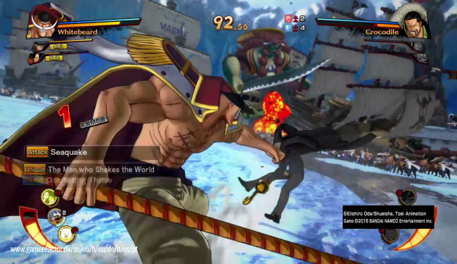 One Piece: Burning Blood - Hands-On Impressions