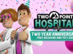 Two Point Hospital celebrates 2nd birthday with free weekend