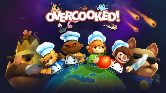 Overcooked is coming to Switch this week