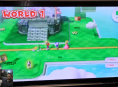 Super Mario 3D World - New Levels footage