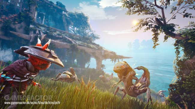 There will be no microtransactions in Biomutant