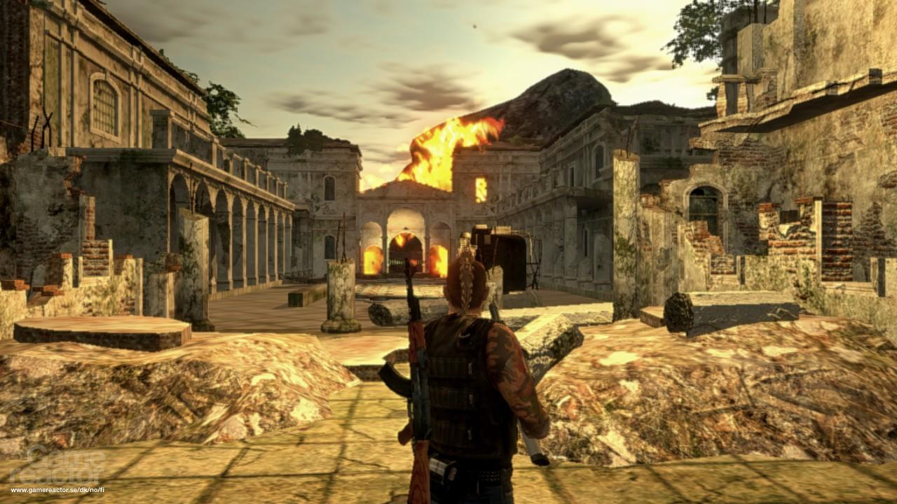 Скачать Mercenaries 2 World In Flames
