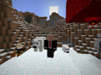 Minecraft update sees new polar and desert content